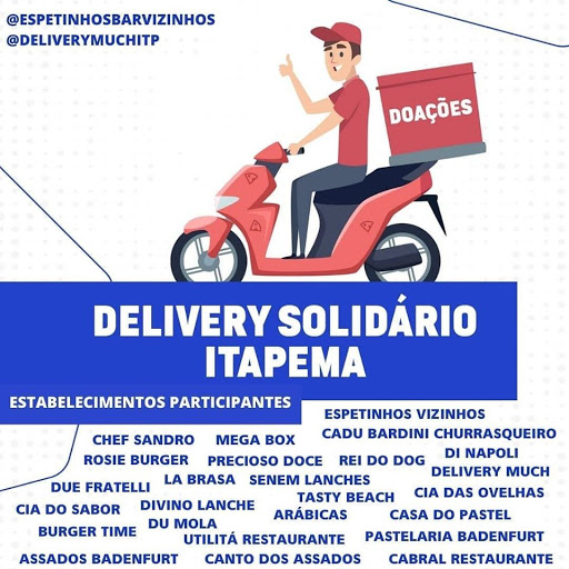 Delivery Solidário Itapema