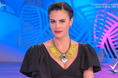 Bianca Guaccero collana Detto Fatto 23 marzo
