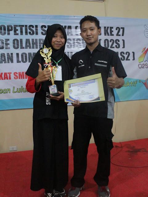 Lomba Keterampilan Siswa (LKS) Kabupaten Pringsewu Tahun 2018