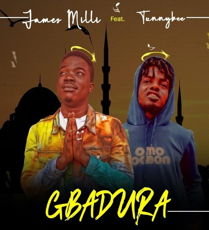 MUSIC: James Milli Ft Tunnybee – Gbadura