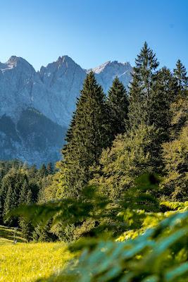 3-Seen-Tour Eibsee – Badersee – Pflegersee | Wandern Garmisch-Partenkirchen 04