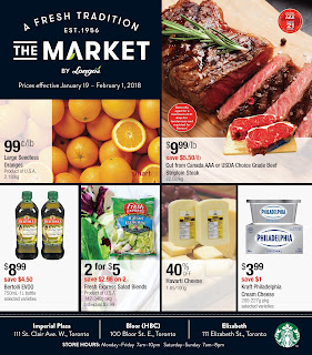 Longos Weekly Flyer January 19 – February 1, 2018