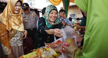 Antisipasi Bahan Pangan Naik Nataru: Pemprov Lampung Gelar Pasar Murah