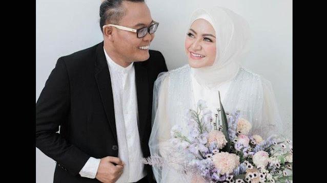 Sah Jadi Suami Istri, Sule & Nathalie Holscher Bahagia Dapat Ucapan dari Presiden Joko Widodo