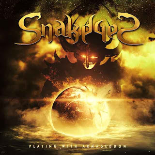 "Ο δίσκος των SnakeyeS ""Playing with Armageddon"""