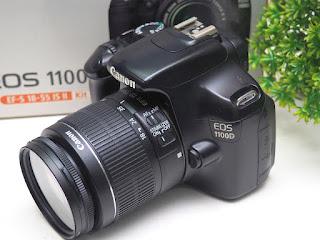 Canon Eos 1100d Second Fullset