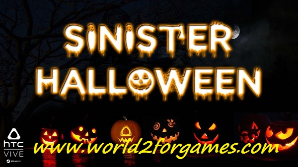 Free Download Sinister Halloween