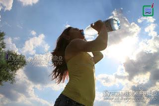 Якість питна вода вибір качество бутилированной воды