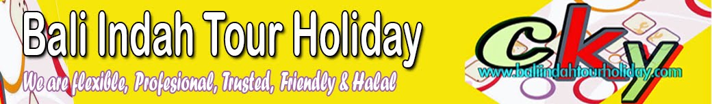 Bali Indah Tour Holiday