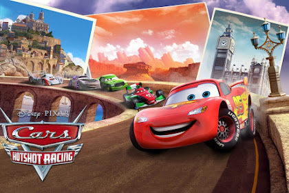 Download Cars Hotshot Racing 2D (Game Java Konversi APK) Android Gratis
