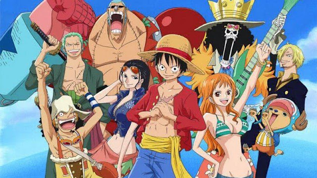 One Piece - Top Best Anime Like Black Clover list