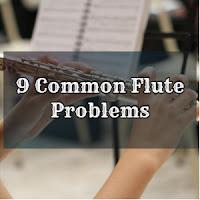 9 Common Flute Problems