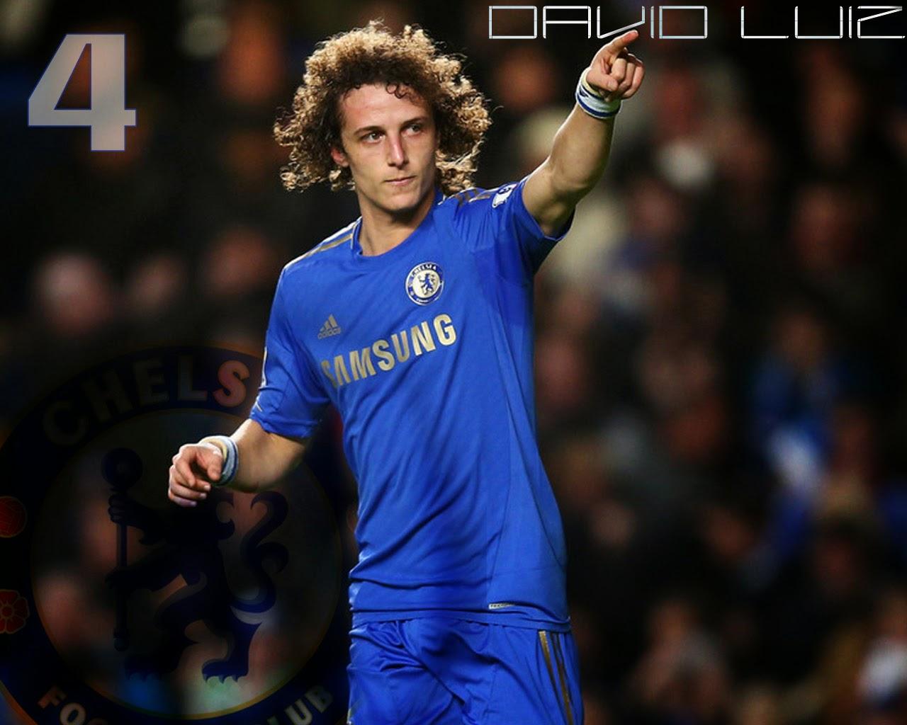 David Luiz Wallpaper Chelsea