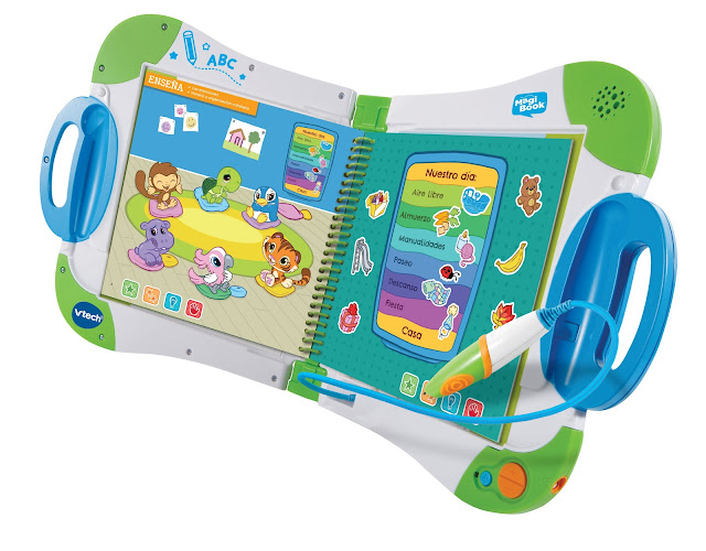 Magic Book Vtech