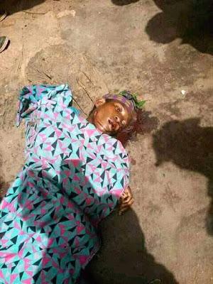 Graphic Photos: Fulani herdsmen attack villagers going for early morning prayers in Taraba community, kill nine