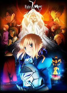 Fate/Zero ( season 1 & 2 )
