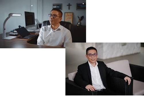 Kisah Sukses Vernon Kwek, CEO Pernah Dicampakkan, Bangkrut, Dipenjara