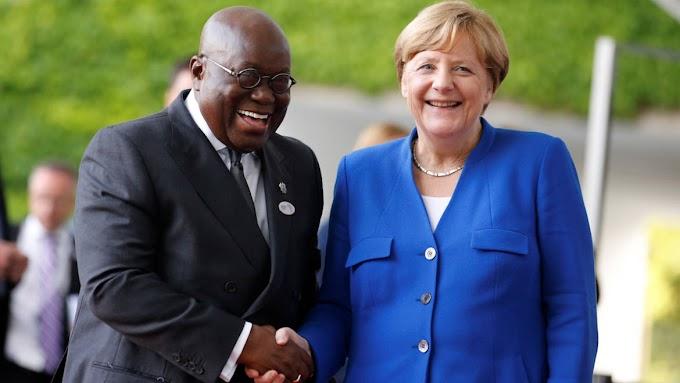 President Akufo-Addo Congratulates German Chancellor Angela Merkel