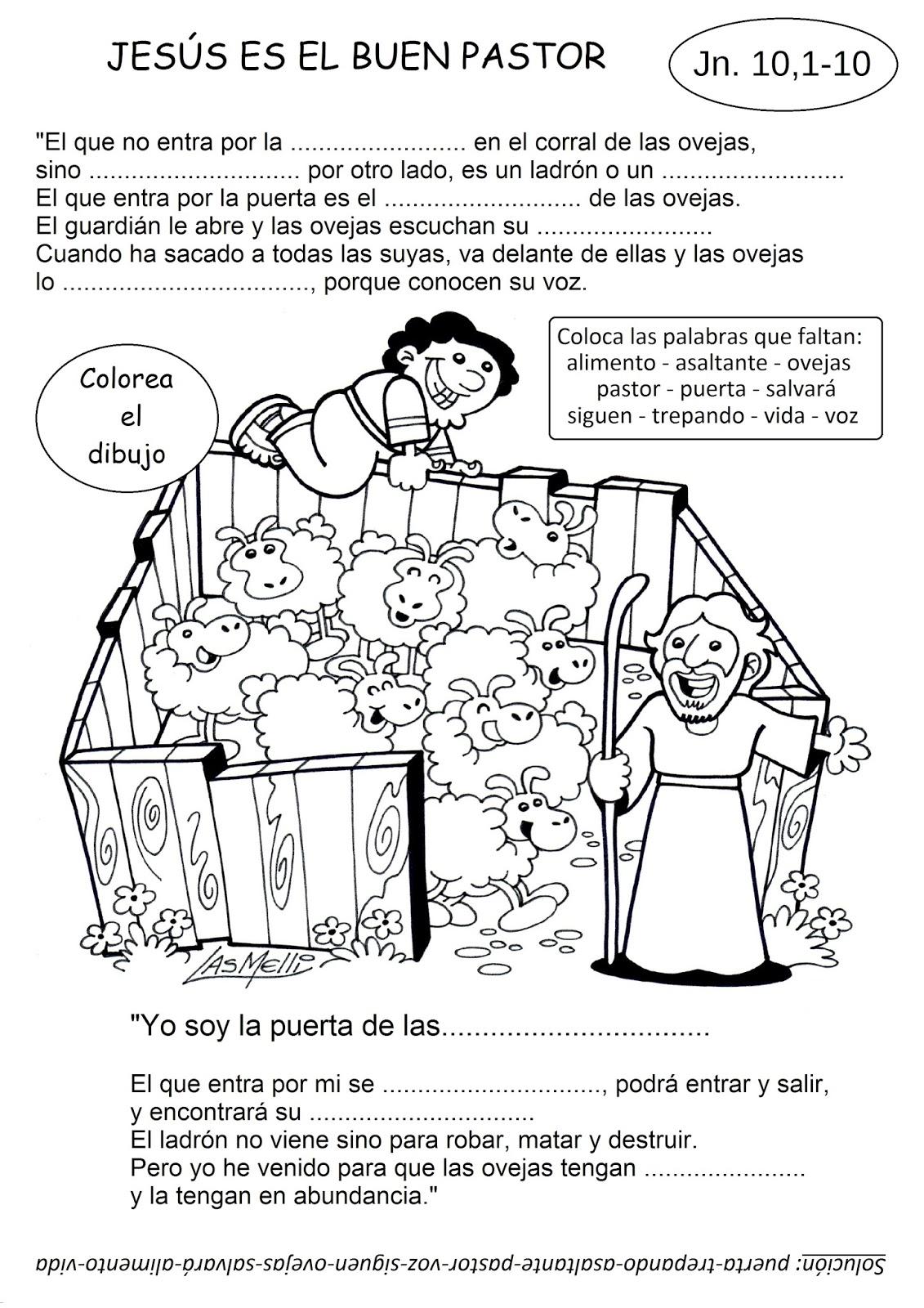 La Catequesis (El blog de Sandra): Recursos Catequesis Cuarto ...