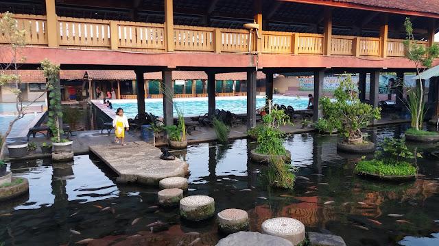 wisata di boyolali Wisata Taman Air Tlatar