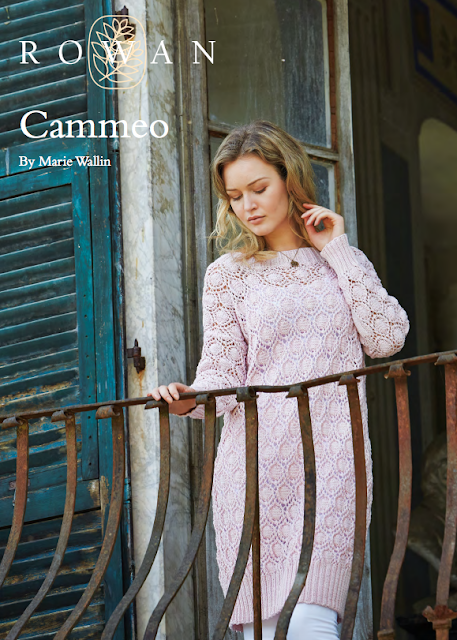 The Vintage Pattern Files: Free 1960's Knitting Pattern -1960's Style Cammeo Lace Dress