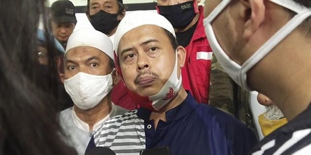 PN Jaksel Perintahkan Polisi Lanjutkan Kasus Chat , PA 212: Innalillahi, Ngotot Betul Ngerjain HRS