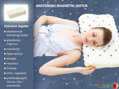 pro100healthy ergonomski jastuk