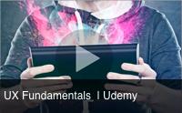 UX Fundamentals course