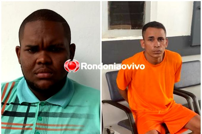 ASSALTANTES: Polícia Civil prende dupla que roubou caminhonete da prefeitura e outros veículos