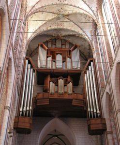 História do Instrumento Musical  Órgão