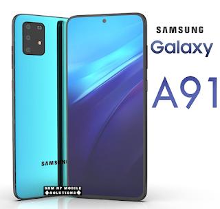 Samsung SM-A915F Combination File Galaxy A91 Free