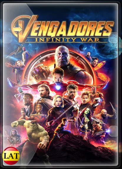 Avengers: Infinity War (2018) DVDRIP LATINO