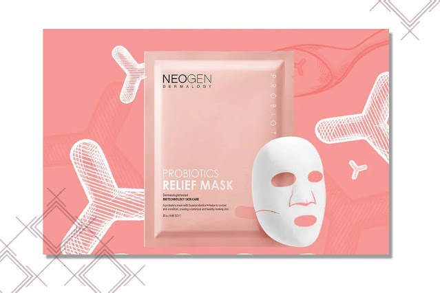 PROBIOTICS RELIEF MASK de NEOGEN