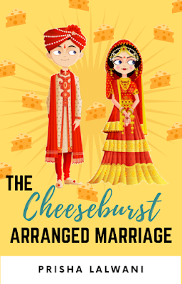 The cheeseburst arranged marriage - cover