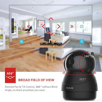1080P Pet Camera