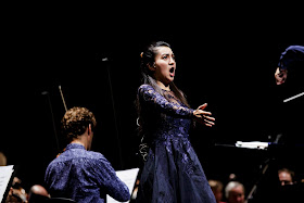 Queen Sonja International Music Competition 2019 - Meigui Zhang (China)(Photo Adrian Nielsen)