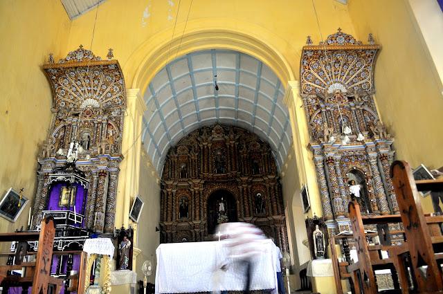 Church Bom Jesus Daman sea Gujarat Travel Tourism Guide India