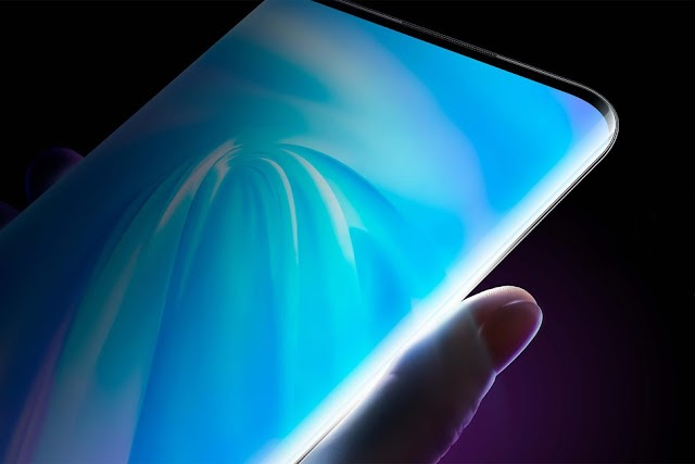 Vivo NEX 3 produces dual-curved 'Waterfall Display' to the fore