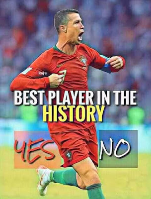 Best Player In The History??? #CR7 #Ronaldo