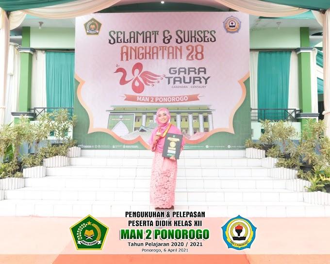 Purnawiyata MAN 2 Ponorogo Tahun Pelajaran 2020-2021 (Part 5)