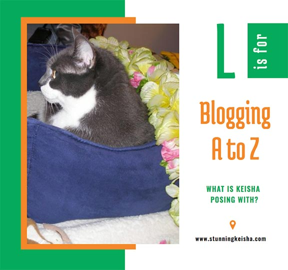 Blogging From A to Z: L is for …
