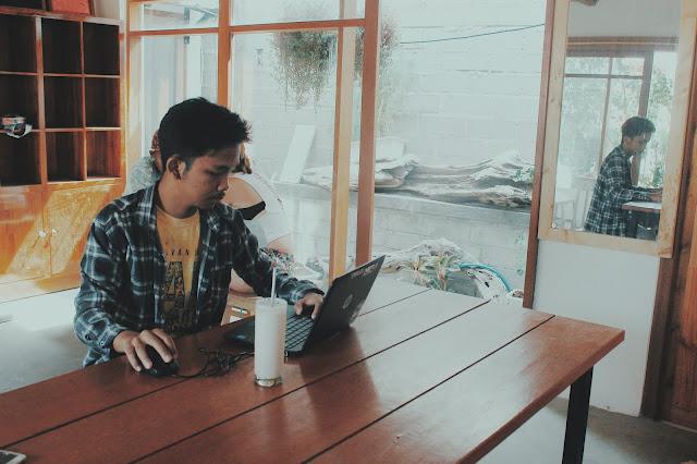 kafe di karimunjawa, karimunjawa coffeeshop, kafe di jepara, cafe di karimunjawa