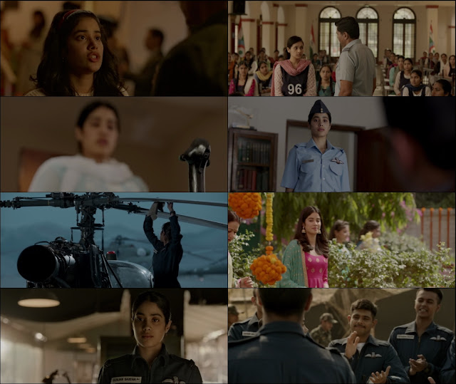 Gunjan Saxena: The Kargil Girl 2020 Download 1080p WEBRip