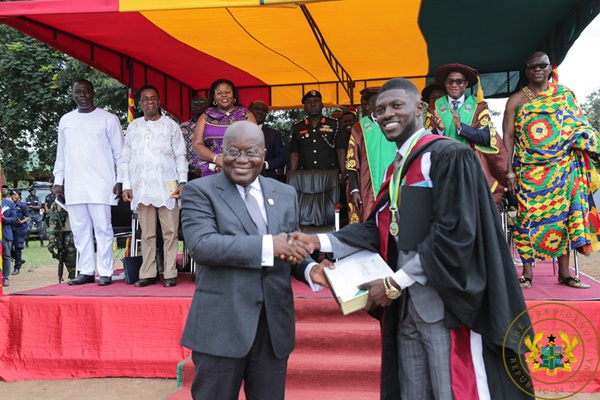 """1.2 Million Children To Be Beneficiaries Of Free Shs From September"" – President Akufo-Addo"