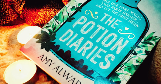 Review: The Potion Diaries - Amy Alward