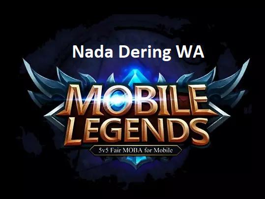 Nada Pesan WhatsApp Keren Mobile Legends