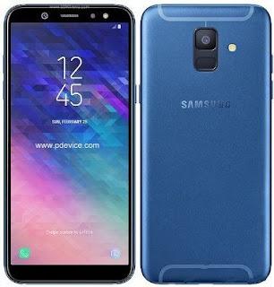 Cara Hard Reset Samsung Galaxy A6