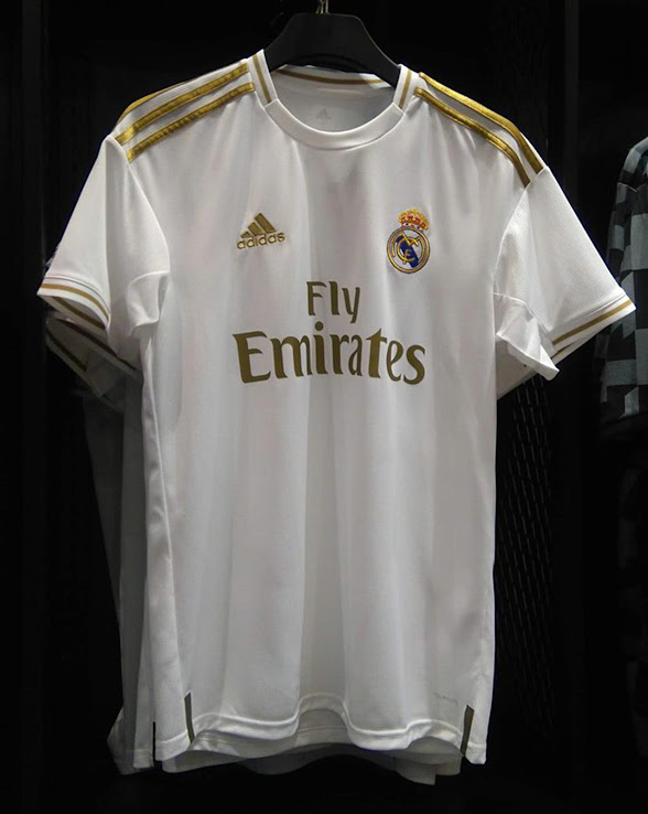 edb321c0505 ... Madrid s home kit in the 2011-12 season. The white   gold kit from  eight years ago is still one of the all-time favorite Adidas Real Madrid  jerseys.