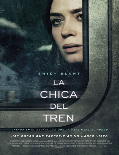 Ver La chica del tren (2016) Online
