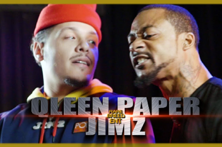 RBE Drops Qleen Paper vs Jimz